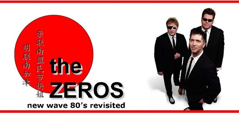 The Zeros Kansas City Band – The Zeros