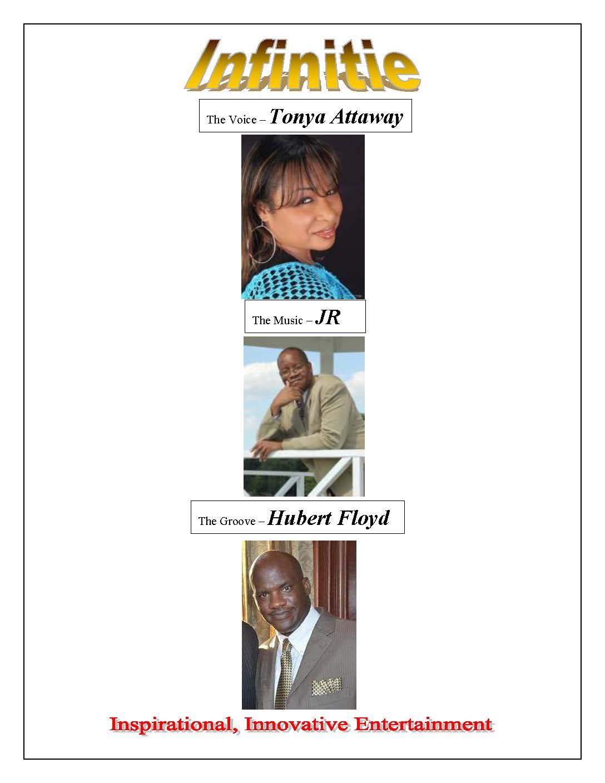 Tonya Attaway & Infinitie