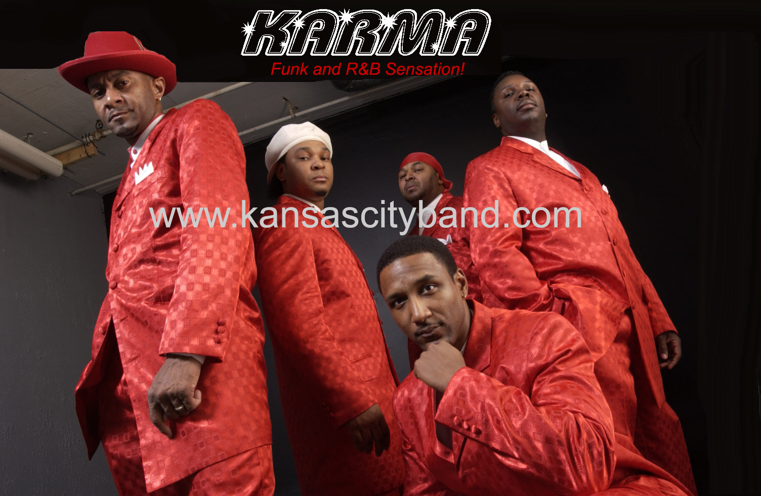 Karma (Formerly Simplexity) – Kansas City Funk Band