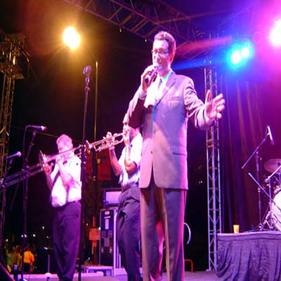 Dave Stephens Swing Orchestra