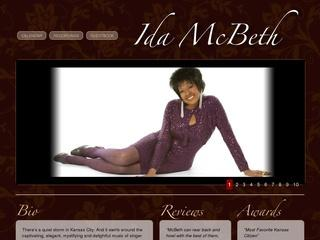 Ida McBeth Kansas City Band / Singer