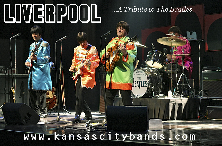 Liverpool Band Kansas City Beatles Tribute