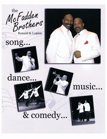 McFadden Brothers Kansas City Jazz