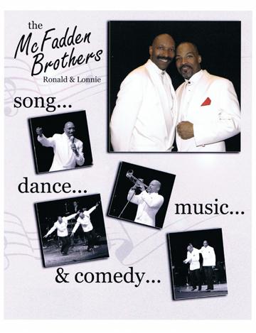 McFadden Brothers Kansas City Jazz