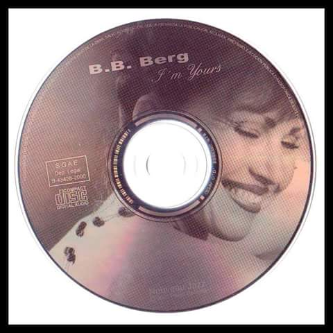B.B. Berg jazz and blues vocals